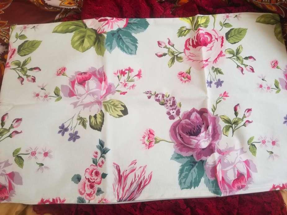 floral cushion case
