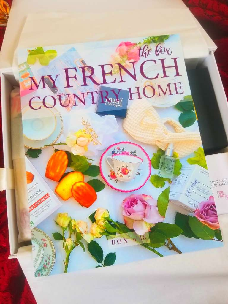 my french country home box