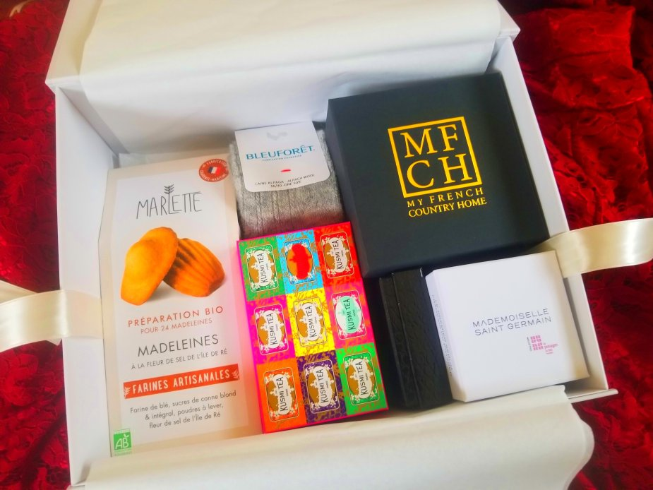 my french country home box review