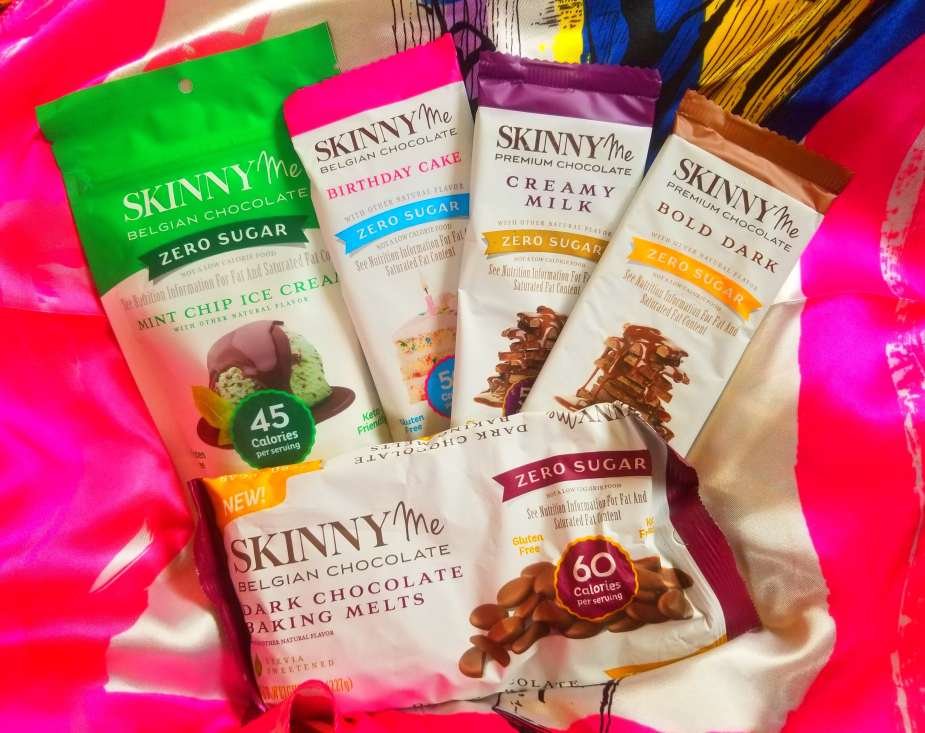 skinnyme chocolate review
