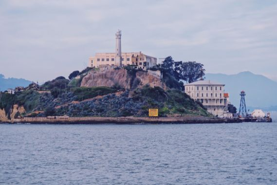 Alcatraz Island, The Rock, San Francisco