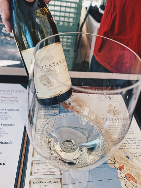 Wander The Bay Los Gatos Getaway Guide Testa Rossa Winery