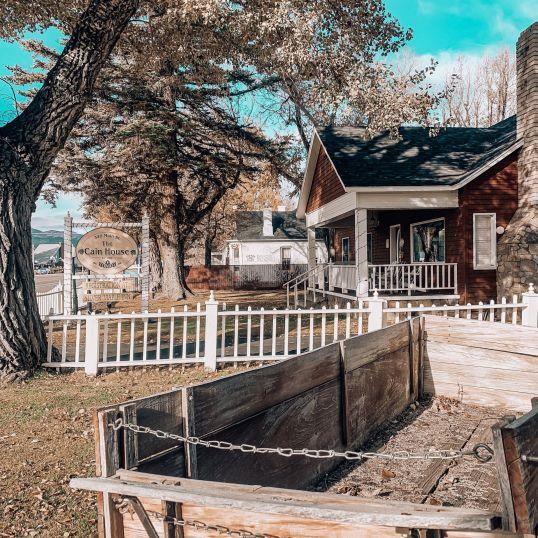Silver Maple Inn, The Cain House, Mono County Tourism