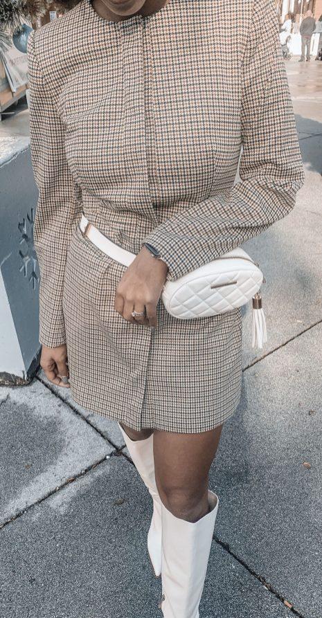 Zara Blazer Dress