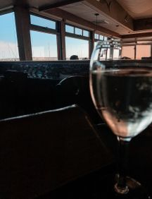 Morro Bay Boardwalk, Central Coast Wine