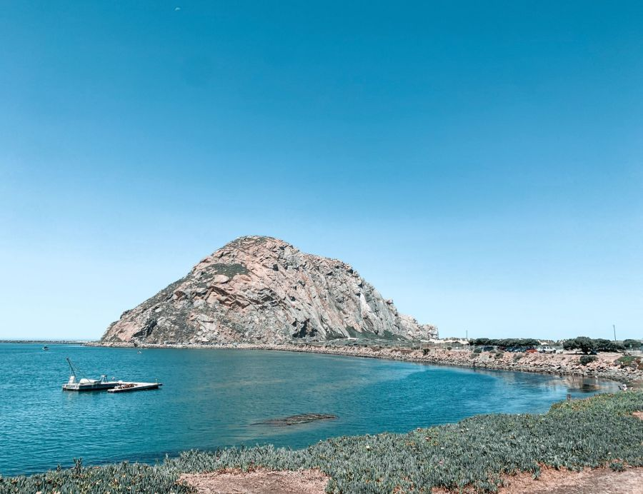 Morro Rock, Morro Bay