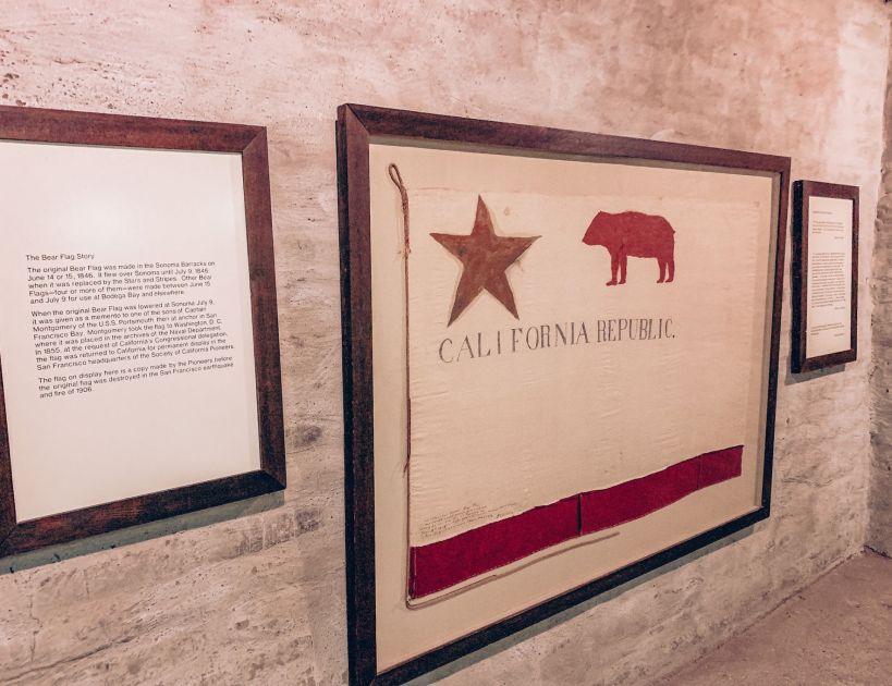 California Bear Flag, California Republic, California Flag