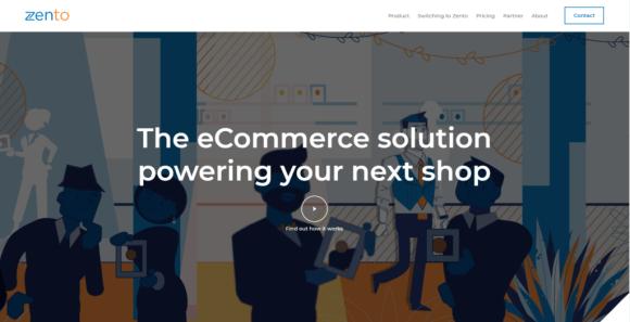 Zentoshop - Powerful eCommerce Solution