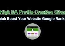 [Updated] Best High PR Profile Creation Sites List 2021