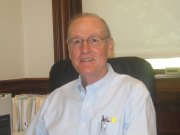 Outgoing Schools Superintendent Peter Holland
