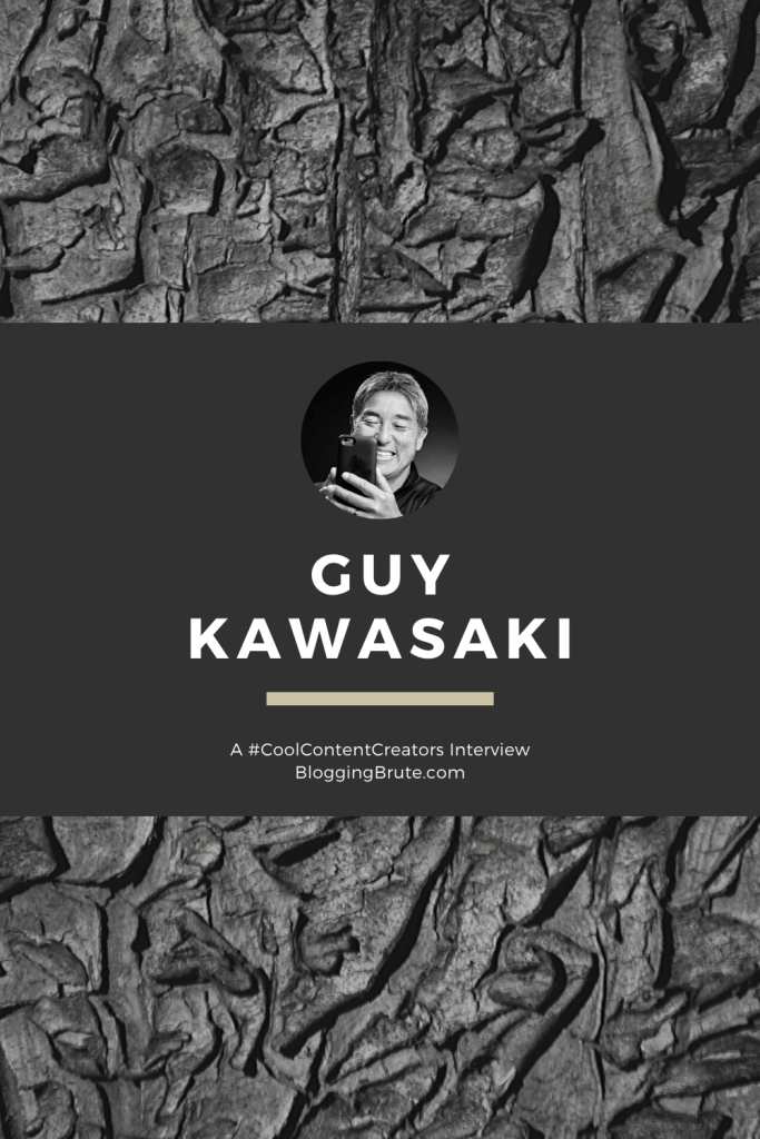 How Guy Kawasaki Fuels A Successful Podcast With Content