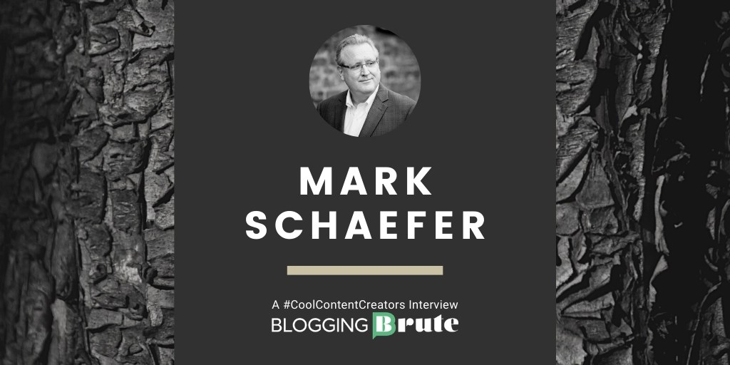 Learn blogging and content marketing from Mark Schaefer.