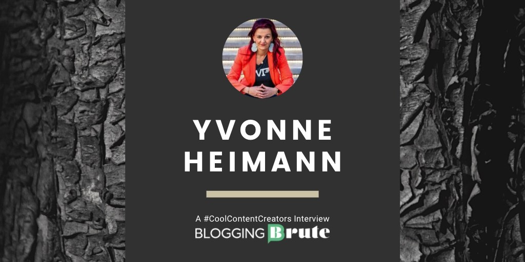 A #CoolContentCreators Interview with coach and video creator, Yvonne Heimann, on overcoming content marketing challenges and monetization options.