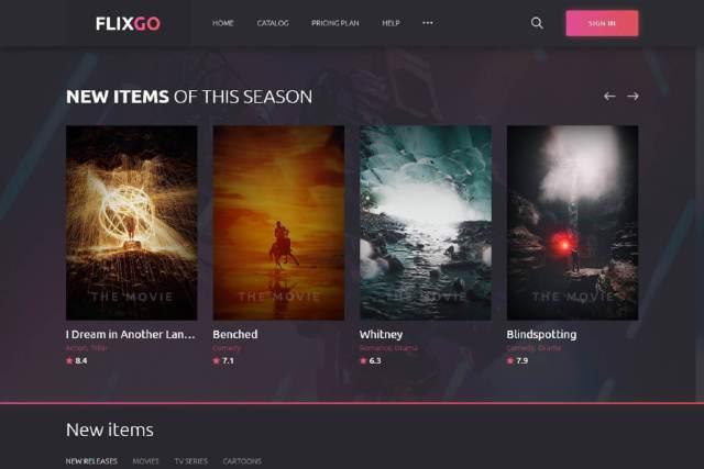 Flixgo online free movie site