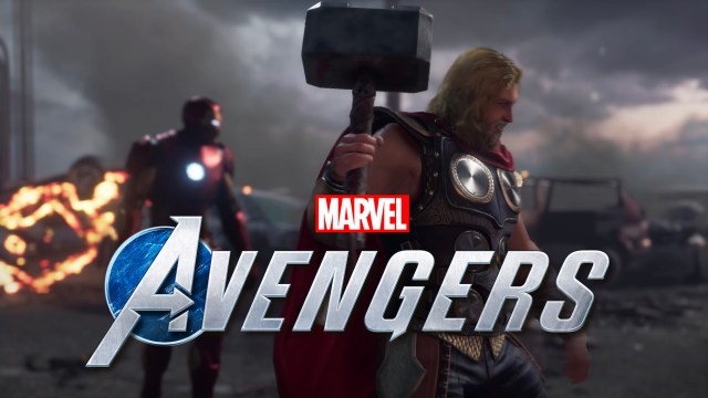 Marvel's Avengers Game