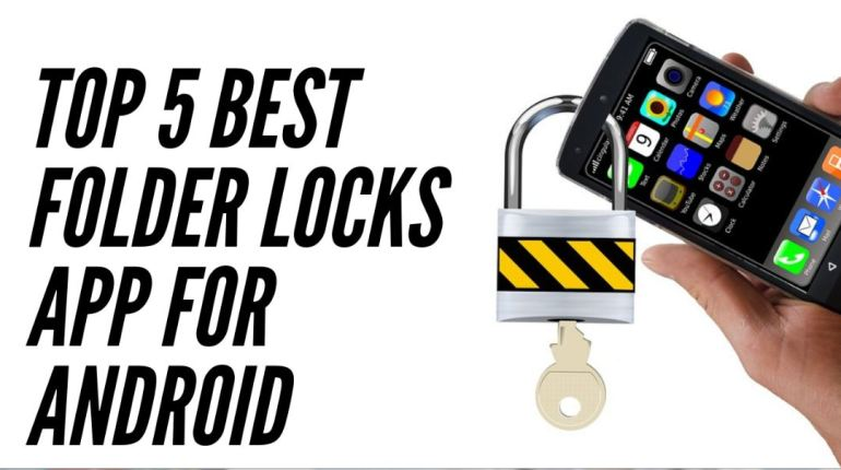 Top 5 Folder lock