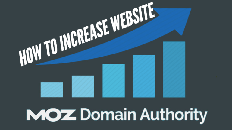 How to Increase Website DA