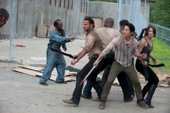 Walking Dead Season 3 Episode 1