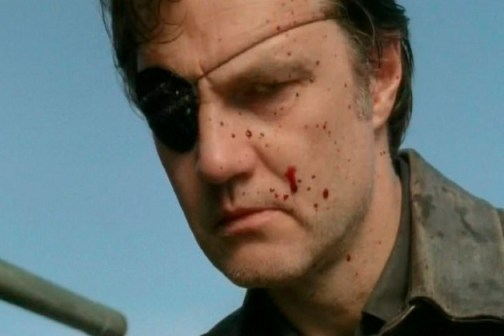 David Morrissey as The Governor in The Walking Dead Season 4 Episode 8