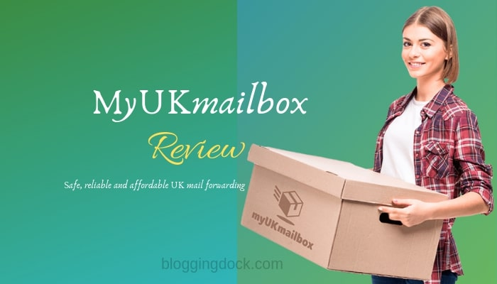 MyUKMailbox Review: Is this the best UK Mail forwarding service?