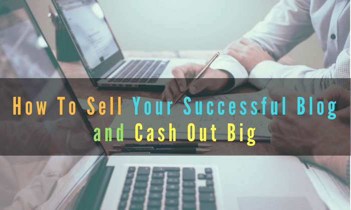 Sell Your Blog