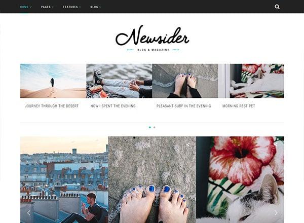 SEO-ready WordPress Themes