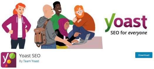 Best free WordPress plugins for bloggers - Yoast SEO
