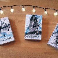 'Mistborn' Trilogy by Brandon Sanderson: Series Review