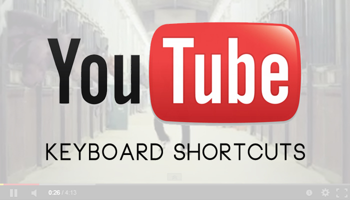 Useful YouTube Keyboard Shortcuts Jo YouTubers Ko Janane Chahiye