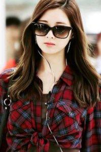 Stylish Attitude Girl Whatsapp and Facebook DP