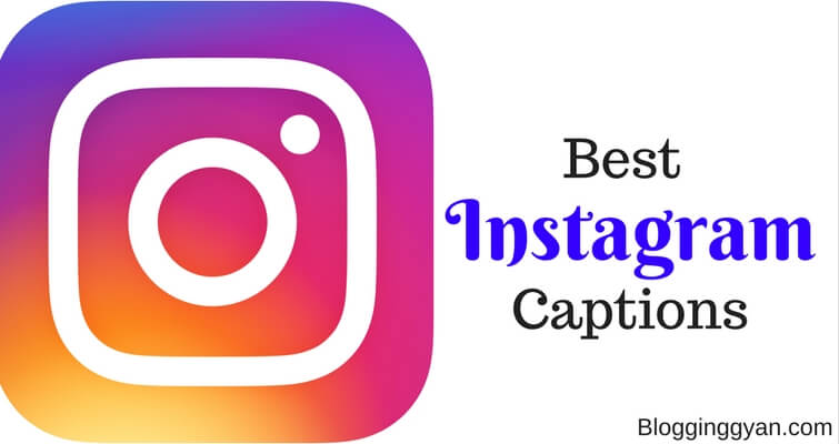 Popular Funny, Cleaver, Cute, Good, Best Instagram Captions and Selfie Quotes
