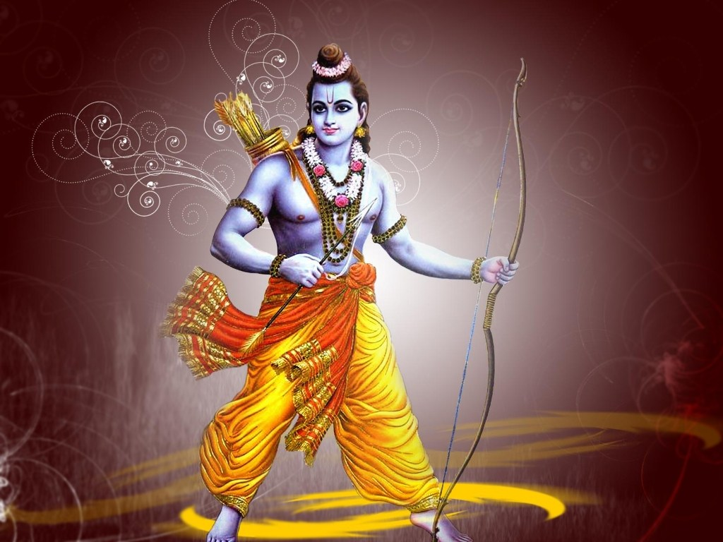 Ram Navami Wishes Wallpapers
