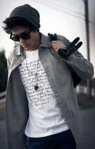 stylish boy photo shoot