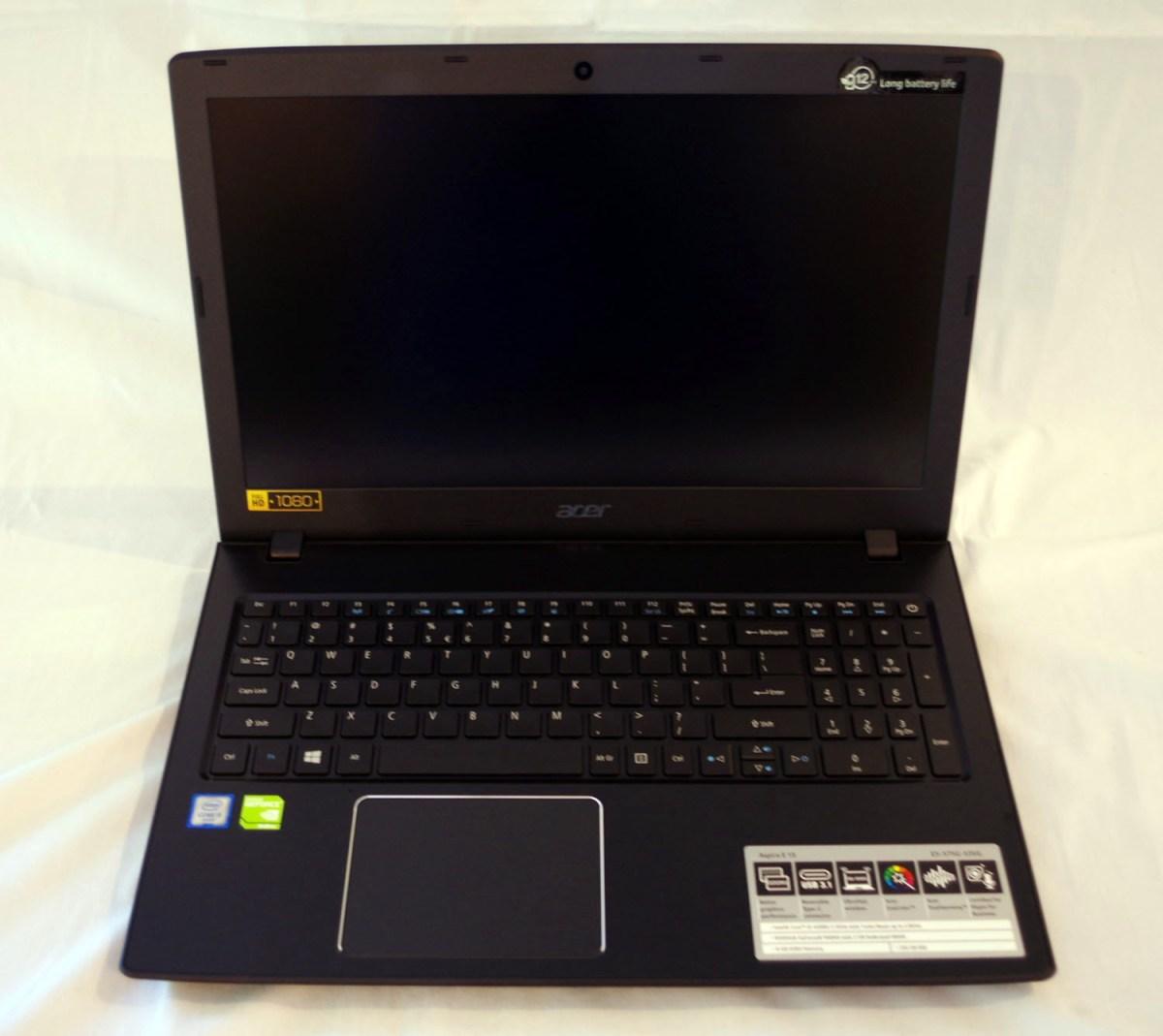 Acer Aspire E 15 Hinta