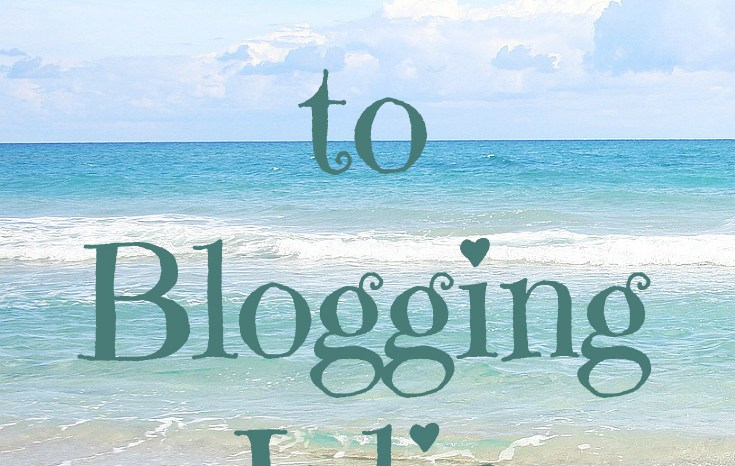 Why I Am Starting BloggingJulie