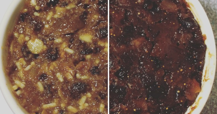 Friday Recipe | Christmas Pudding