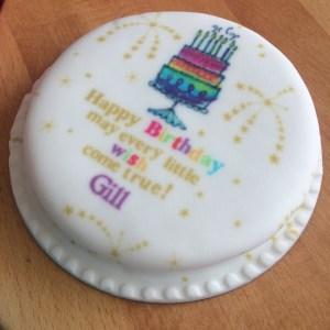 baker days cake