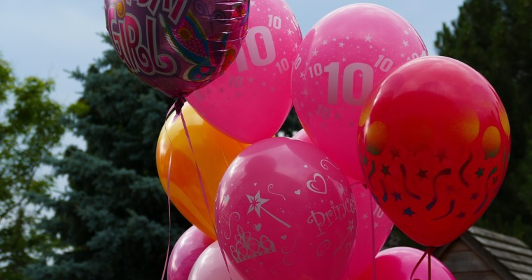 Throw An Amazing Birthday Bash Within Your Budget