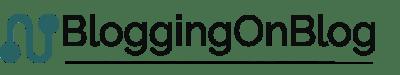 blogging on blog