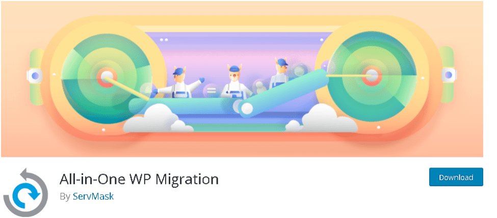 All-in-One WP Migration_wordpress plugin