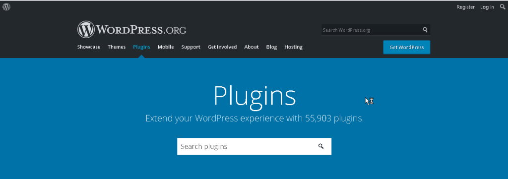 Wordpress Plugin site