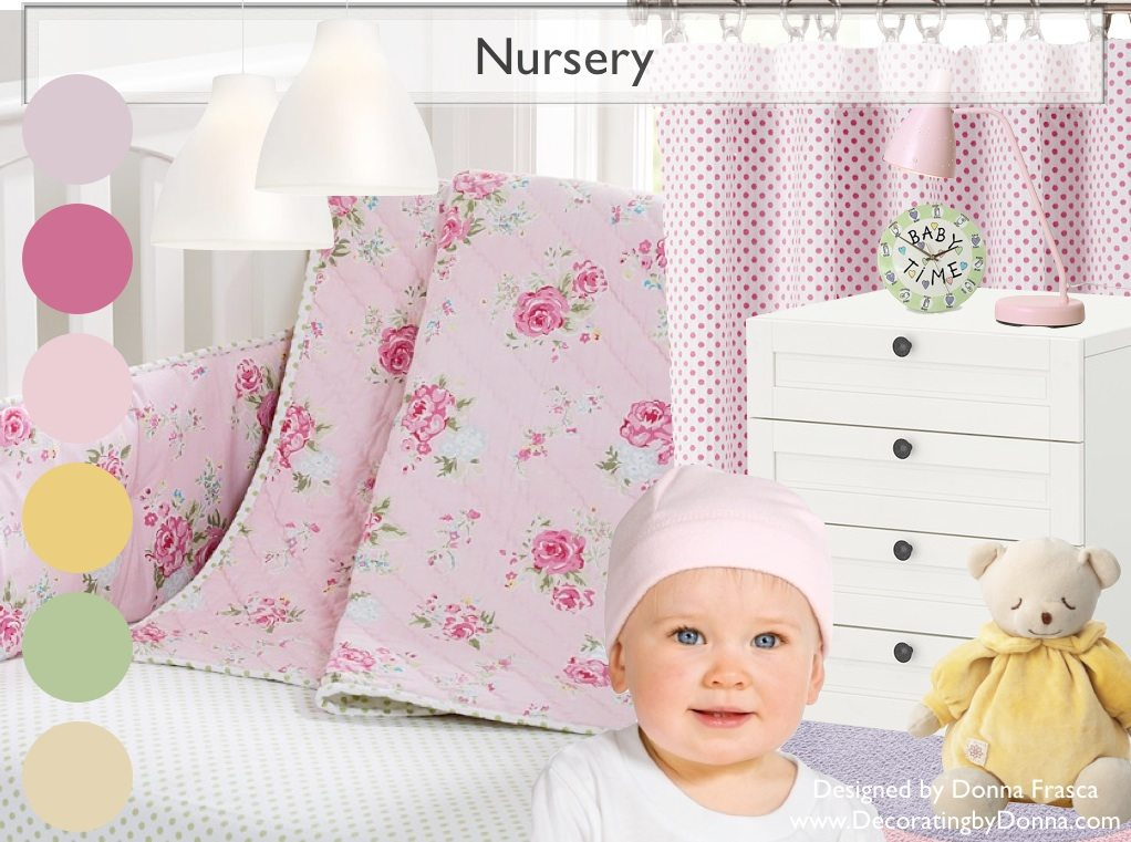 My Baby Girl S Nursery: What Color Should I Paint My Nursery?
