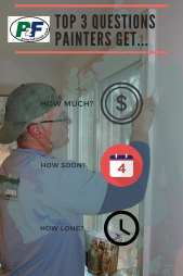 choosing paint contractors