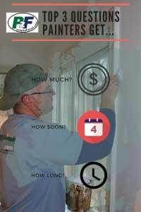 choosing between paint contractors