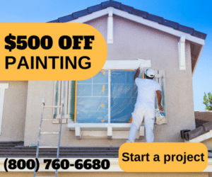 Display Ads For Painting Contractors Example
