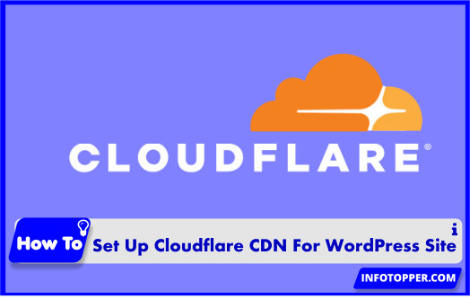 Set up Cloudflare wordpress