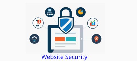 Website security SEO