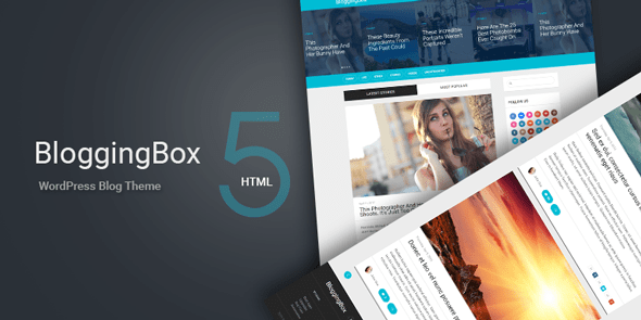 BloggingBox-WordPress-Theme