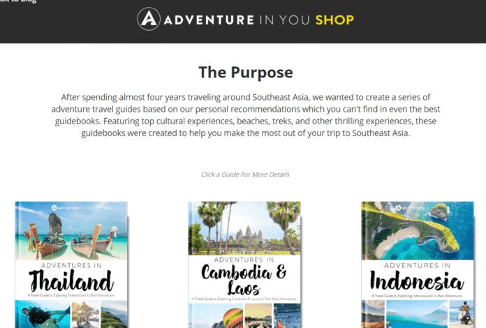 adventure in you ebook