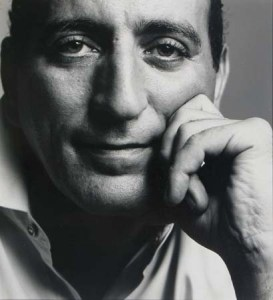 Tony Bennett, photographed by Richard Alvedon